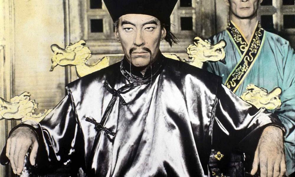 La vendetta di Fu Manchu - Christopher Lee