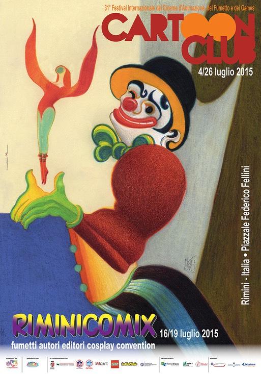Riminicomix 2015: anteprima mondiale di Lupin III