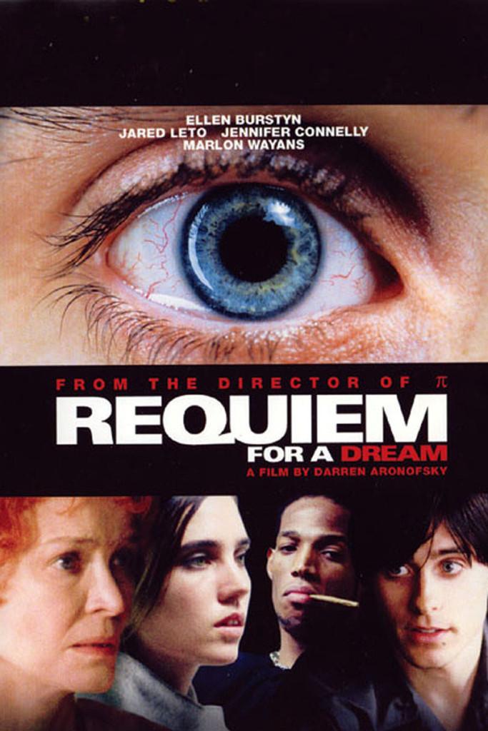 Requiem For A Dream: Locandina