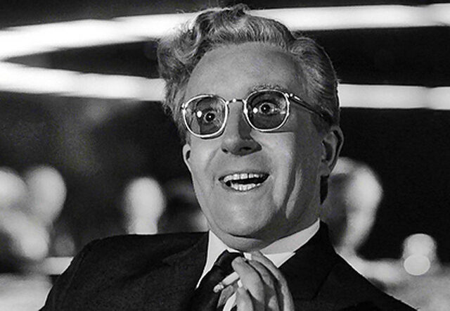 Il Dottor Stranamore (Dr. Strangelove, 1964, Stanley Kubrick): La recensione