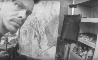 Lucca Comics 2015 - il manifesto part 07