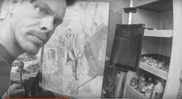 Lucca Comics and Games 2015: come è nato il manifesto