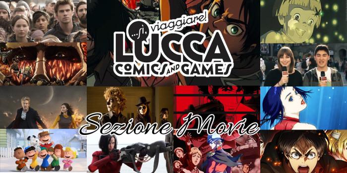 Lucca Comics and Games 2015: il programma della sezione Movie