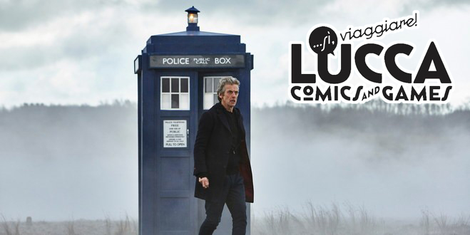 Lucca Comics and Games 2015: Doctor Who all'area movie