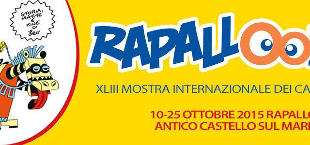 Rapalloonia 2015: ospiti e programma della XLIII edizione