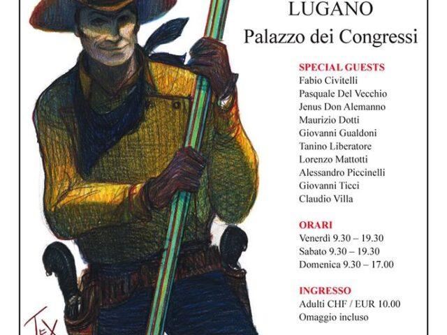Fiera del fumetto di Lugano 2015: gli ospiti