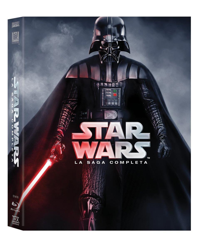 Star Wars - cofanetto saga completa
