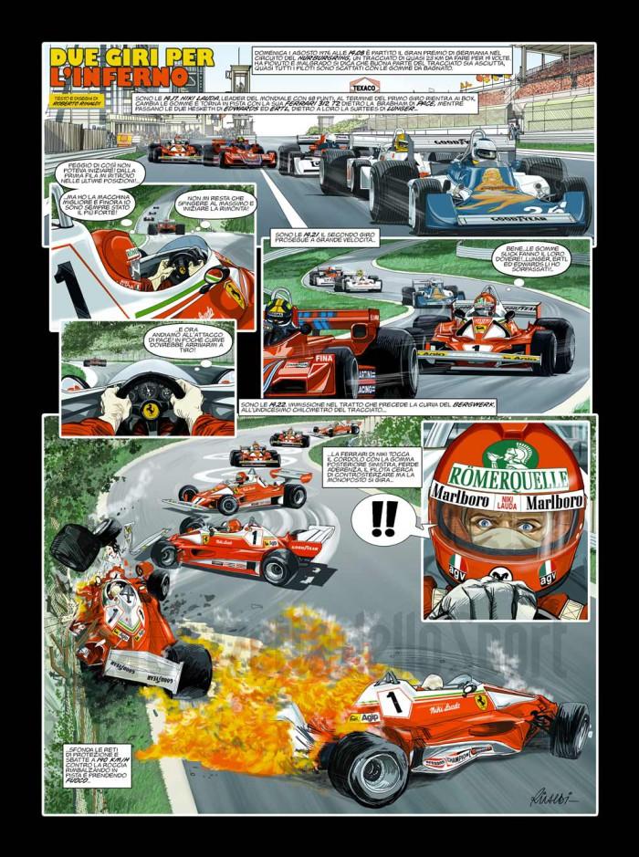 Lauda - Gazzetta - 2013 - Raimondo Rinaldi