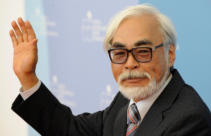 I grandi dell'animazione (1): Hayao Miyazaki