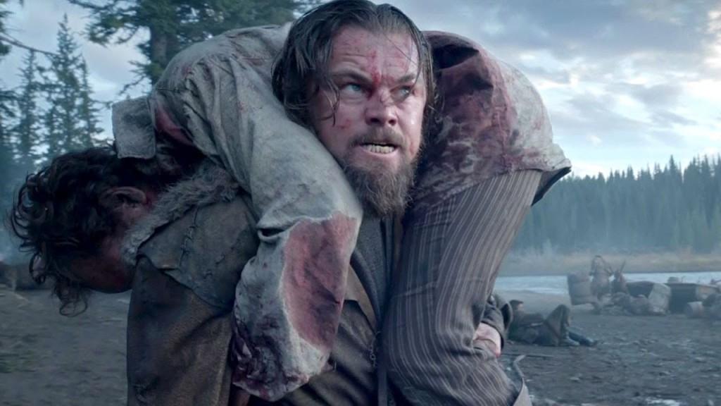 The Revenant - Leonardo Di Caprio - candidato ai premi oscar