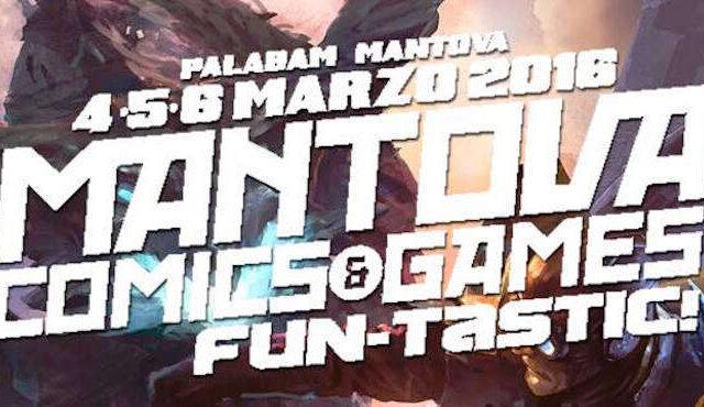 Mantova Comics & Games 2016: tutti gli ospiti e il programma