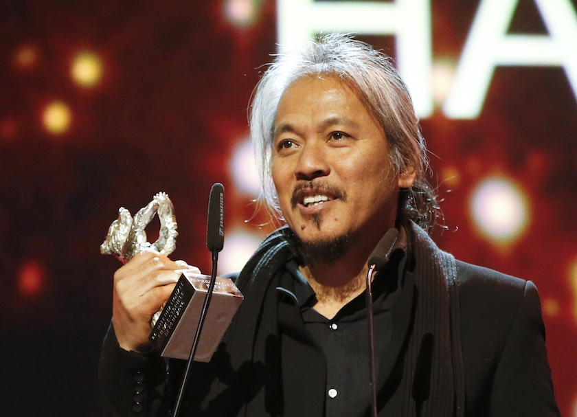 Orso d'Argento - Premio Alfred Bauer a Lullaby to the Sorrowful Mystery di Lav Diaz.JPG