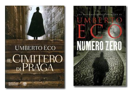 Ultimi romanzi di Umberto Eco