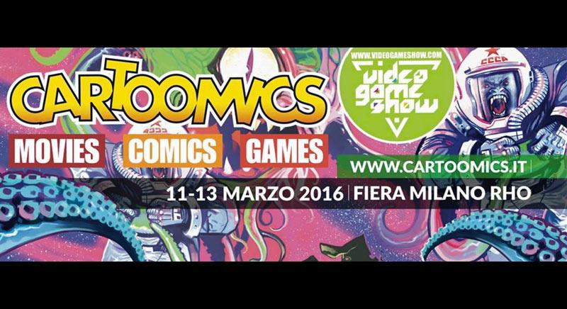 2016 Milano Cartoomics