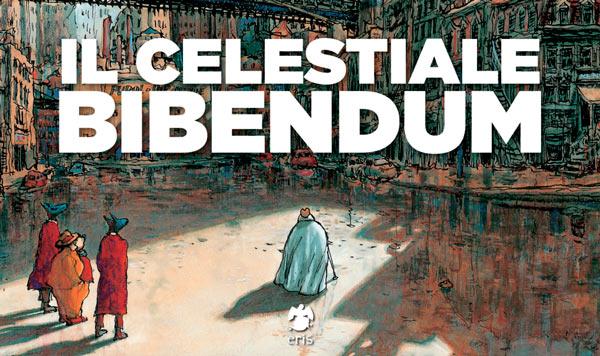 Il Celestiale Bibendum - nicolas de Crecy