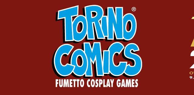 Torino Comics 2016: gli ospiti e il programma