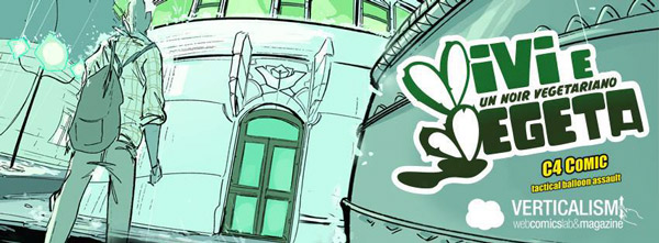 Vivi e Vegeta - Web Comics