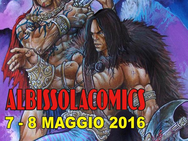 Albissola Comics 2016: ospiti e programma