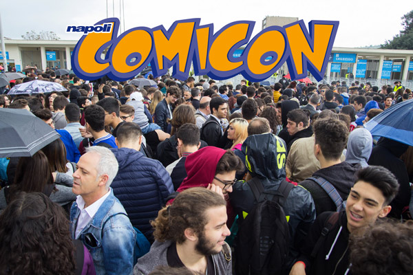 Napoli Comicon 2016: il resoconto (foto, video)