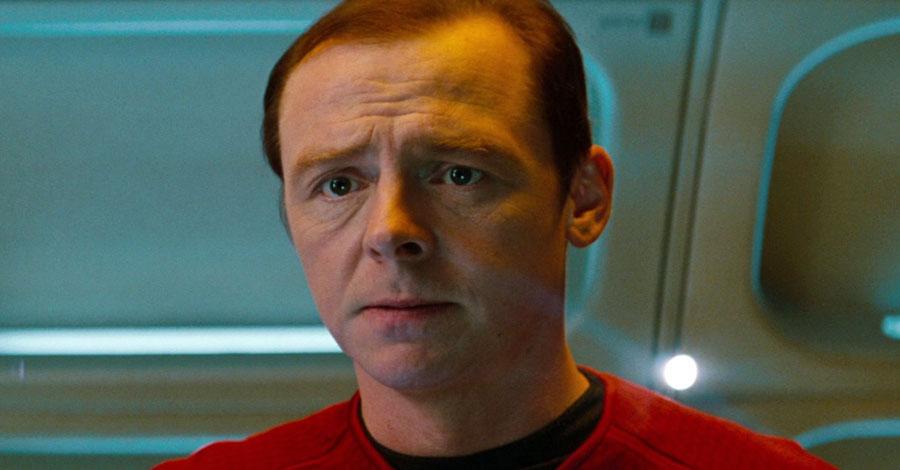 Simon Pegg - Star Trek - Beyond