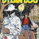 """1) Dylan Dog n. 19 """"Memorie dall'invisibile"""" di Sclavi e Casertano"""
