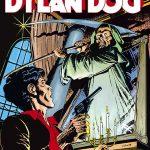 """14) Dylan Dog n. 10 """"Attraverso lo specchio"""" di Sclavi e Casertano"""