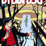 """3) Dylan Dog n. 61 """"Terrore dall'infinito"""" di Sclavi e Brindisi"""