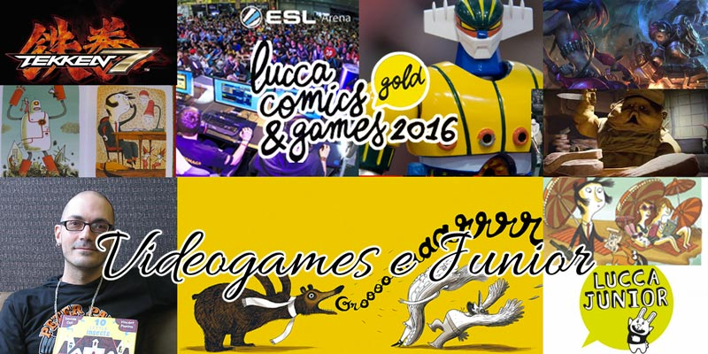 Lucca Comics 2016 - Junior