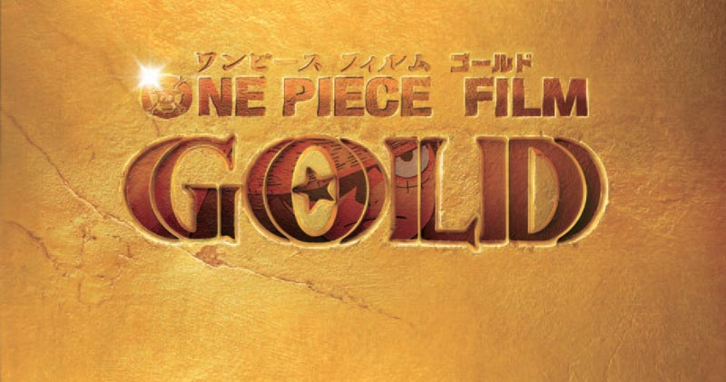 Lucca Comics - One Piece Gold