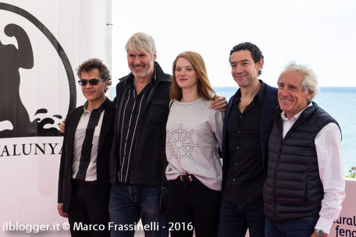 Olivier Rausin, Harry Cleven, Fleur Geffrier, Thomas Gunzig, Dan