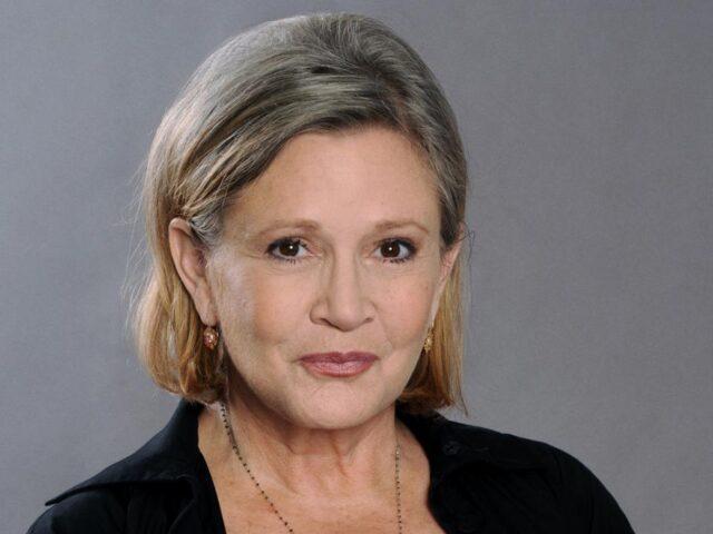 Carrie Fisher: morta la principessa Leila di Star Wars