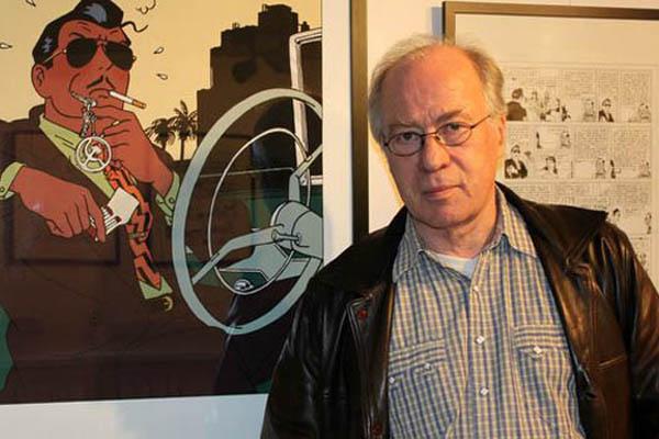 Ted Benoit - Fumettisti morti nel 2016