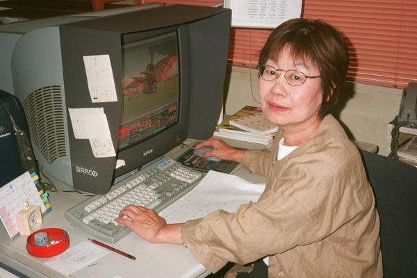 Michiyo Yasuda - Fumettisti morti nel 2016