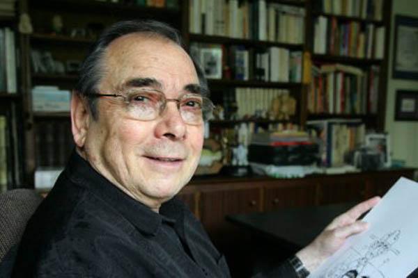 Gotlib - Fumettisti morti nel 2016