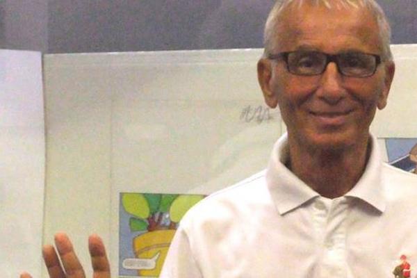 Giuseppe Lagana - Fumettisti morti nel 2016