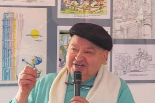 Franco Oneta - Fumettisti morti nel 2016