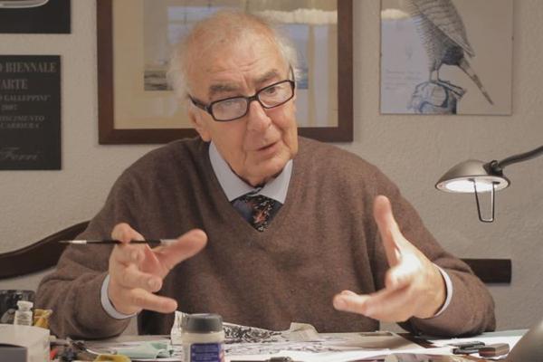 Gallieno Ferri - Fumettisti morti nel 2016