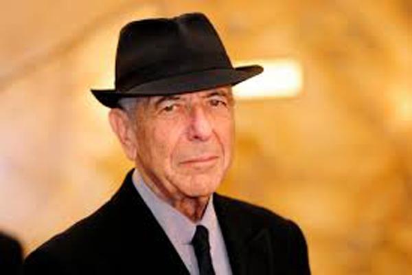 Leonard Cohen - Cantanti morti nel 2016