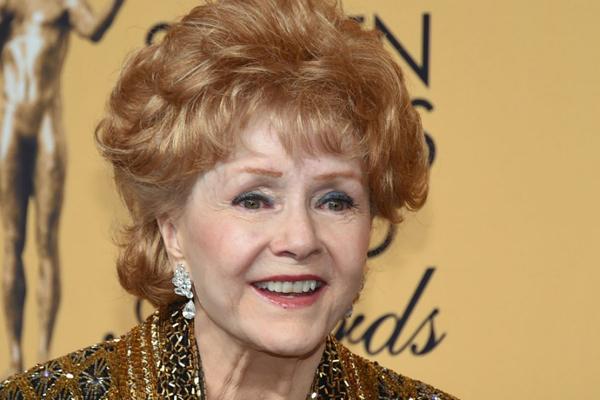 Debbie Reynolds - Attrici morte nel 2016