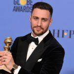 Aaron Taylor-Johnson - Golden Globe 2017