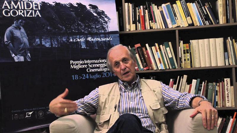 Corrado Farina - cineasti morti nel 2016