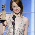 Emma Stone - Golden Globe 2017