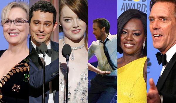 Golden Globe 2017: Tutti i premiati