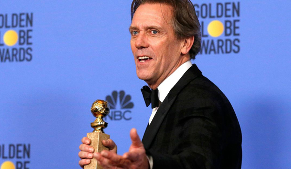 Hugh Laurie - Golden Globe