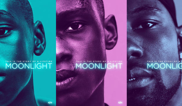 Moonlight - Golden Globe 2017