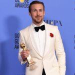 Ryan Gosling - Golden Globe 2017