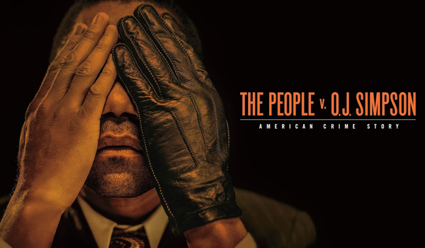 The people V O.J. Simpson. American Crime Story - Golden Globe
