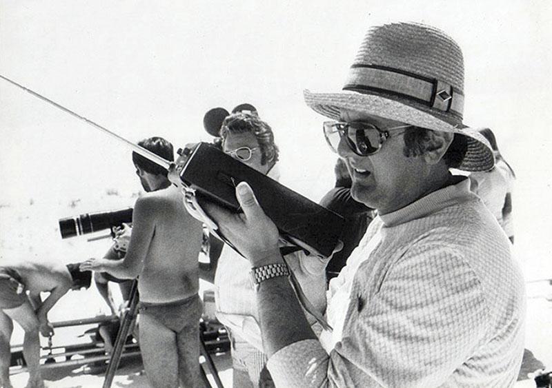 Tonino Valerii - cineasti morti nel 2016