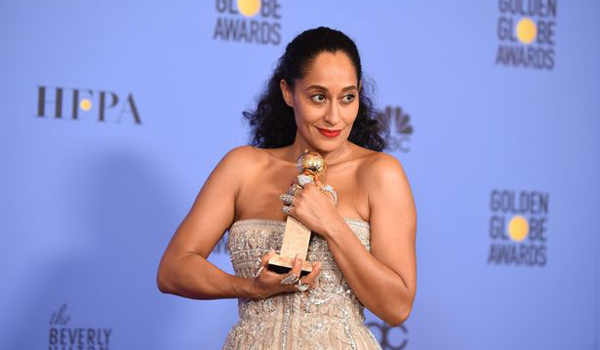 Tracee Ellis Ross - Golden Globe