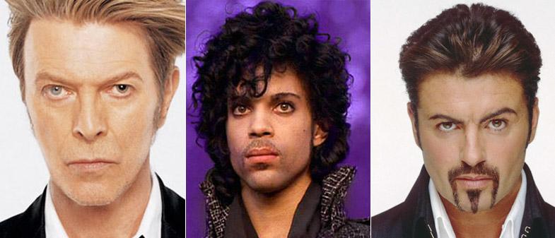 I più importanti cantanti morti nel 2016
